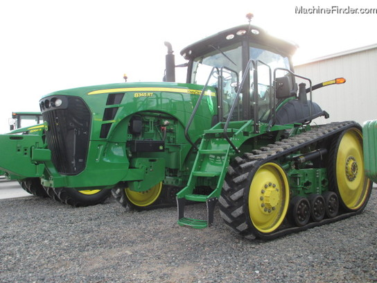 2010 John Deere 8345RT