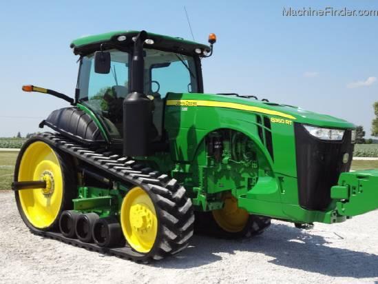 2011 John Deere 8360RT Tractors - Row Crop (+100hp) - John ...