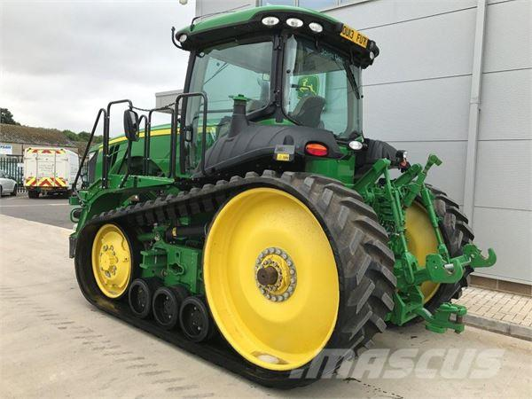 Used John Deere 8360RT tractors Year: 2013 for sale ...