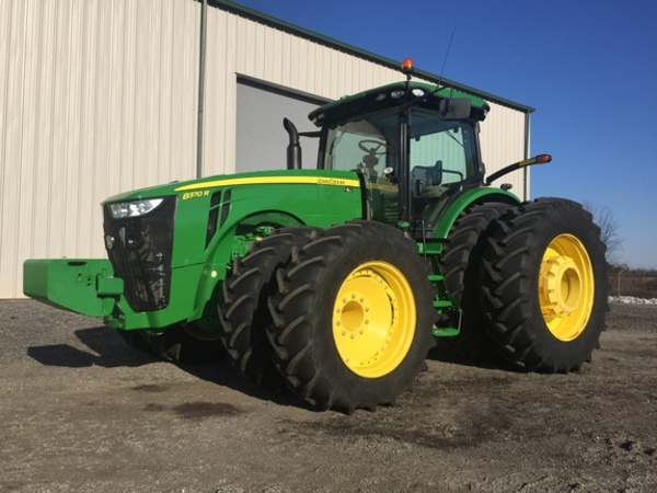 2014 John Deere 8370R Tractor - Waynesboro, GA | Machinery ...