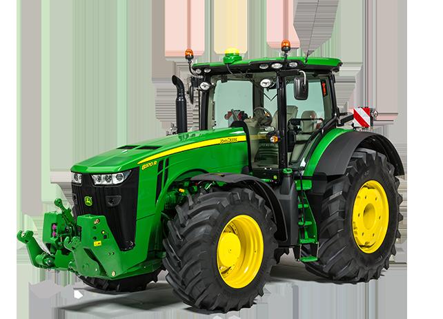 8370R | 8R Series | Tractors | John Deere INT
