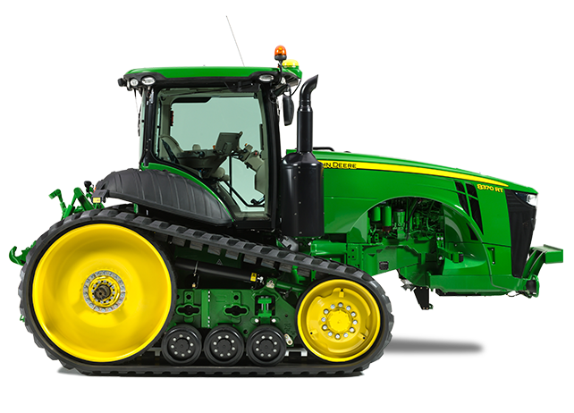 8370RT | 8R Series | Tractors | John Deere GB
