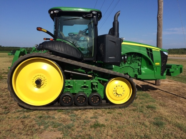2014 John Deere 8370RT Tractor - Augusta, AR | Machinery Pete