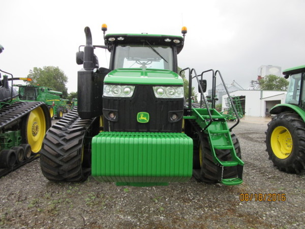 2015 John Deere 8370RT Tractor - Marked Tree, AR ...