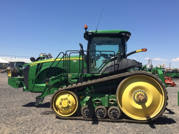 2015 John Deere 8370RT Tractor - Quincy, WA | Machinery Pete