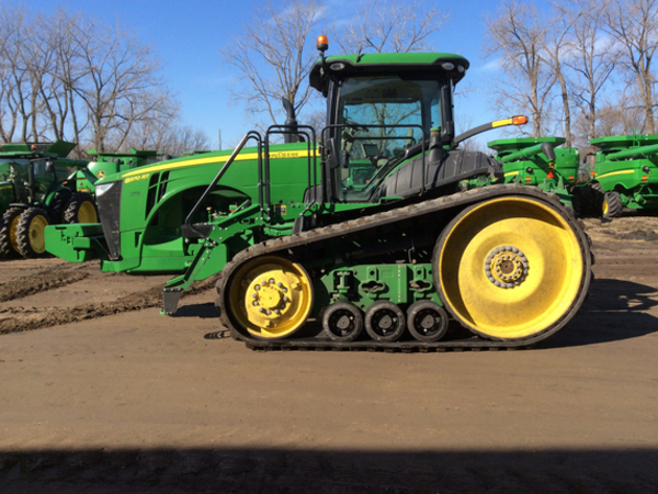 2014 John Deere 8370RT Tractor - Benson, MN | Machinery Pete