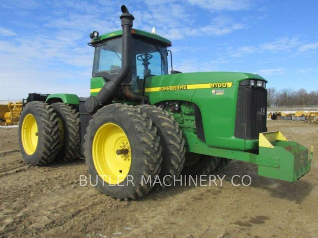 1998 John Deere 9100 Tractor For Sale, 4,719 Hours | Sioux ...