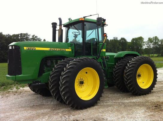 1999 John Deere 9100 Tractors - Articulated 4WD - John ...