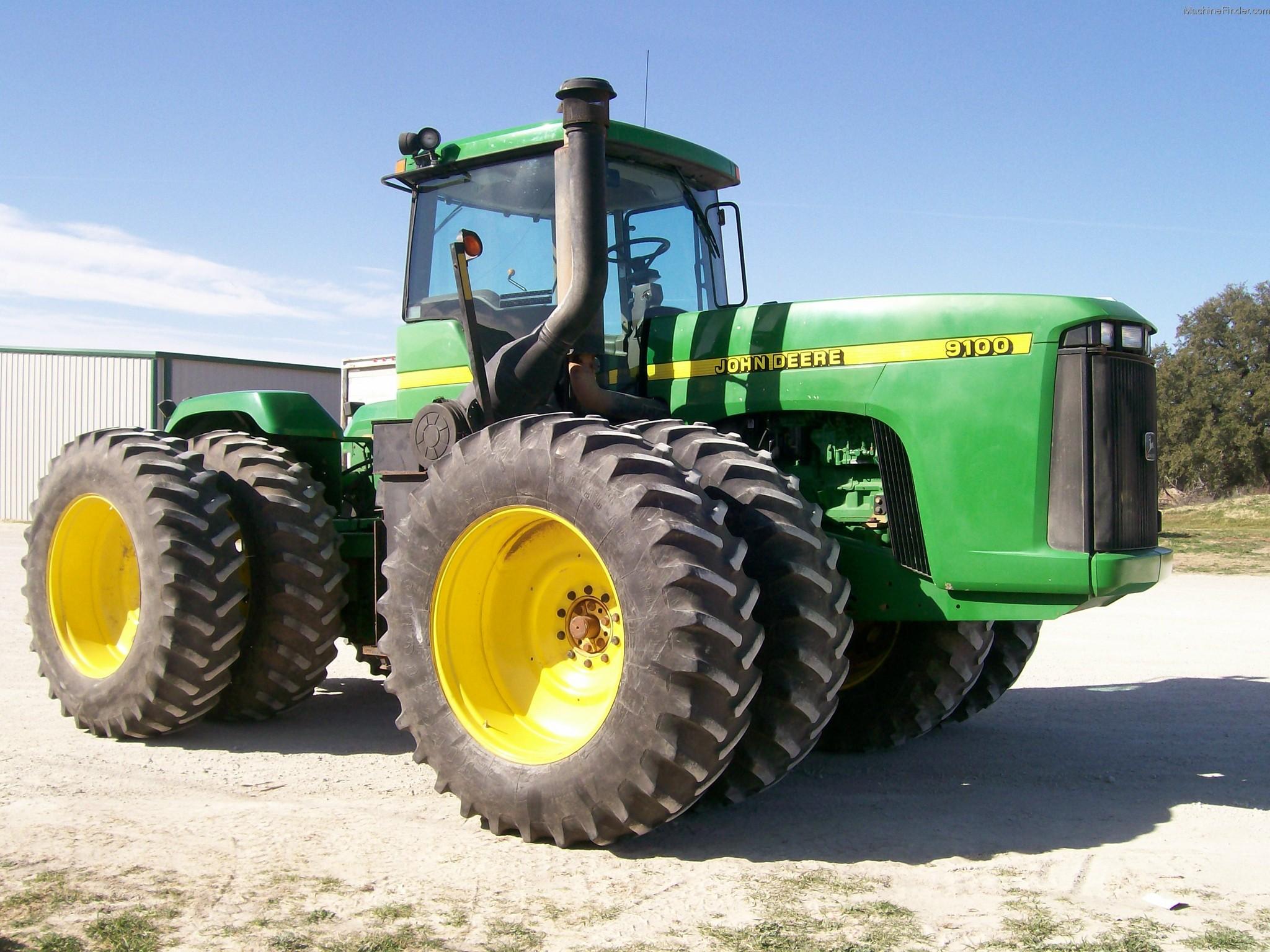 2000 John Deere 9100 Tractors - Articulated 4WD - John ...