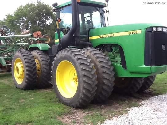 2001 John Deere 9100 Tractors - Articulated 4WD - John ...