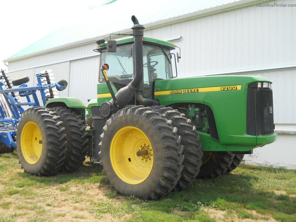 2001 John Deere 9200 Tractors - Articulated 4WD - John ...
