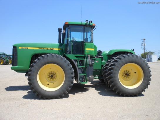 1998 John Deere 9200 Tractors - Articulated 4WD - John ...