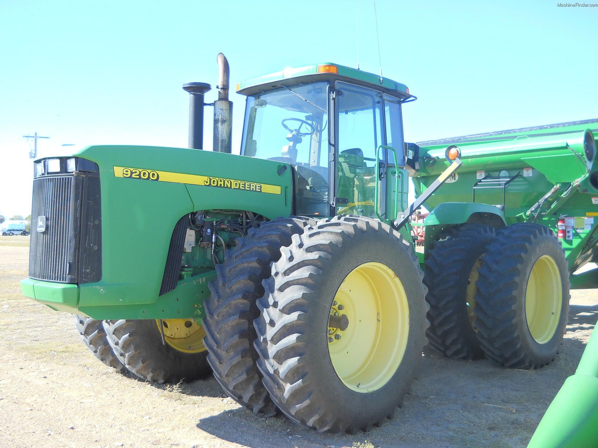 1999 John Deere 9200 Tractors - Articulated 4WD - John ...
