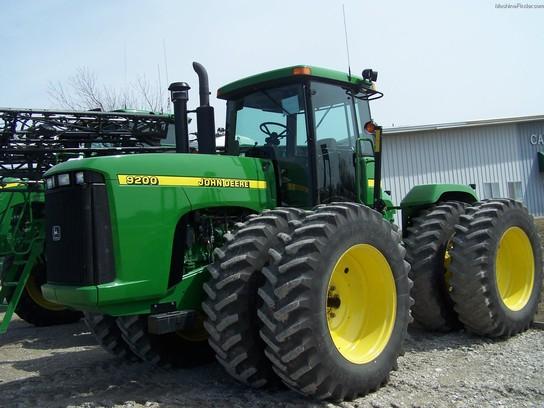 1997 John Deere 9200 Tractors - Articulated 4WD - John ...