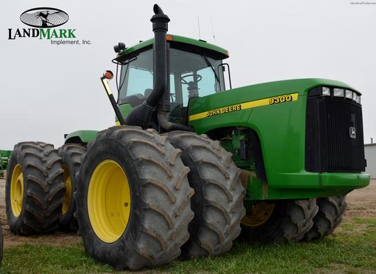1999 John Deere 9300 Tractors - Articulated 4WD - John ...