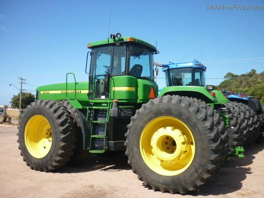 John Deere 9300 Tractors - Row Crop (+100hp) - John Deere ...