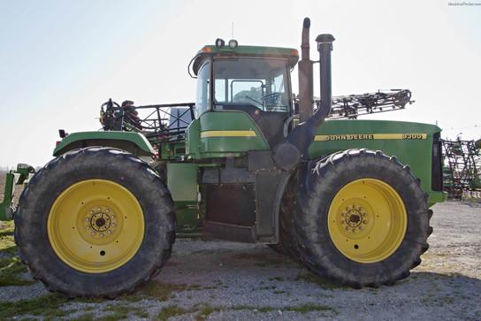 1997 John Deere 9300 Tractors - Articulated 4WD - John ...
