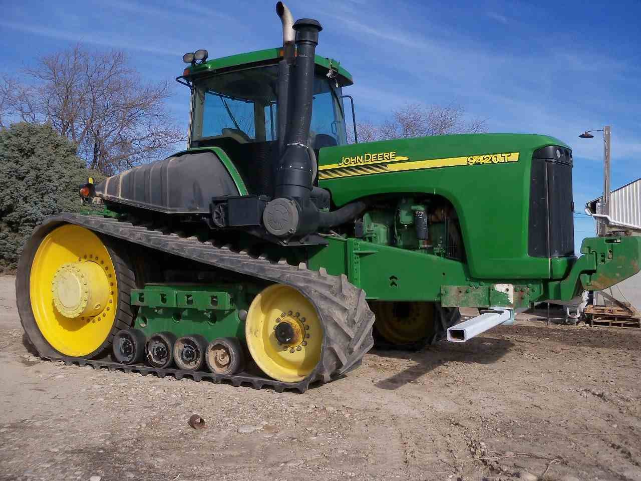 John Deere 9420T Tractor - 2003 - Berry Machinery