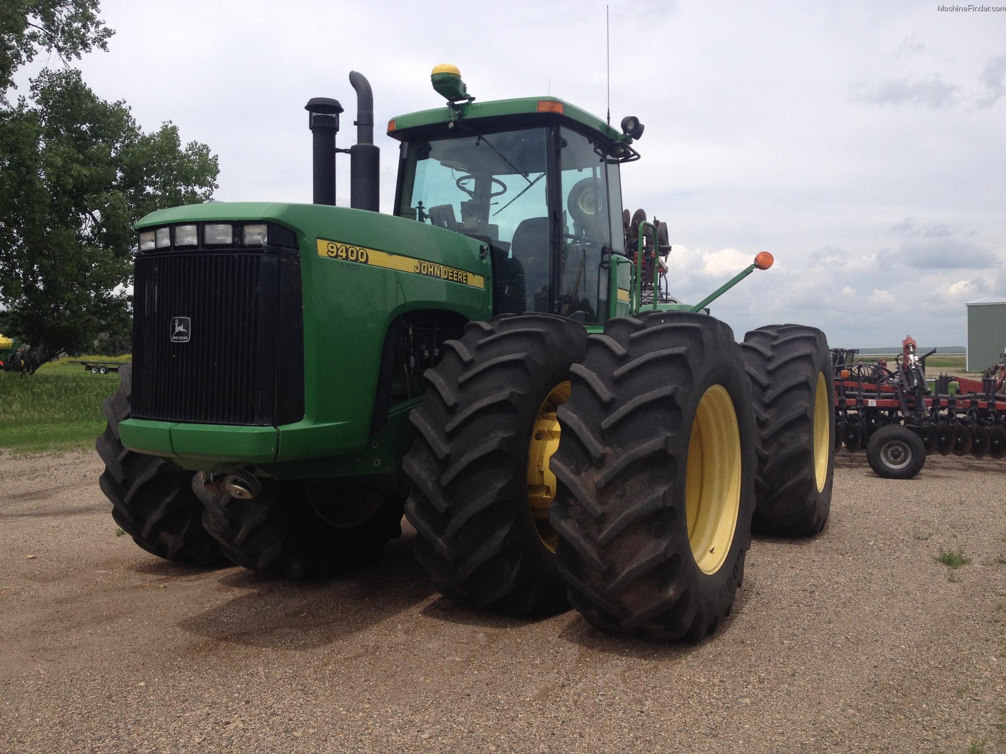 1997 John Deere 9400 Tractors - Articulated 4WD - John ...