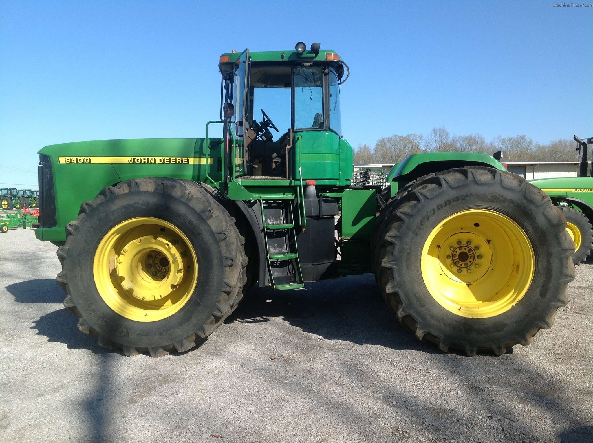 2001 John Deere 9400 Tractors - Articulated 4WD - John ...