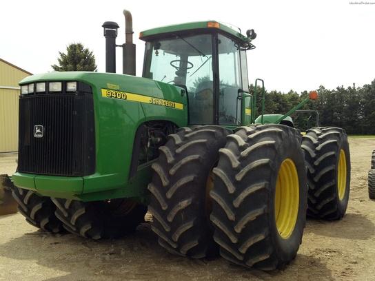 1998 John Deere 9400 Tractors - Articulated 4WD - John ...