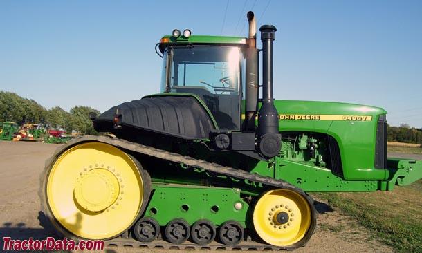 TractorData.com John Deere 9400T tractor photos information