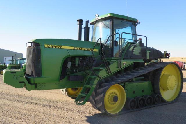 John Deere 9400T Farm Tracks Tractor
