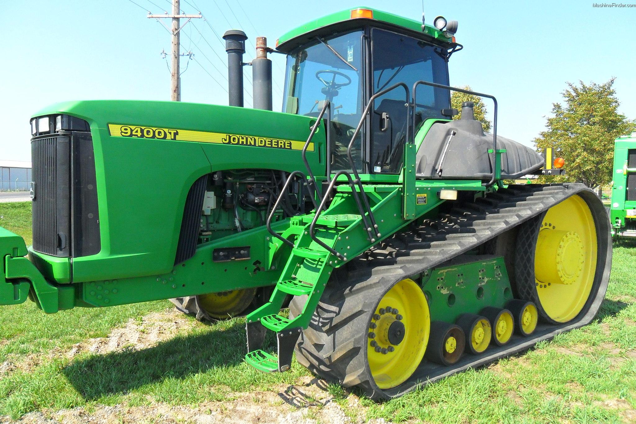 1999 John Deere 9400T Tractors - Row Crop (+100hp) - John ...