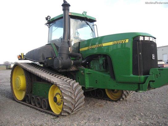 2001 John Deere 9400T Tractors - Articulated 4WD - John ...