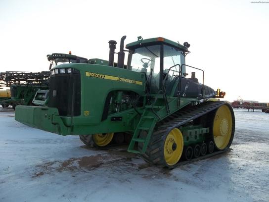 2000 John Deere 9400T Tractors - Articulated 4WD - John ...