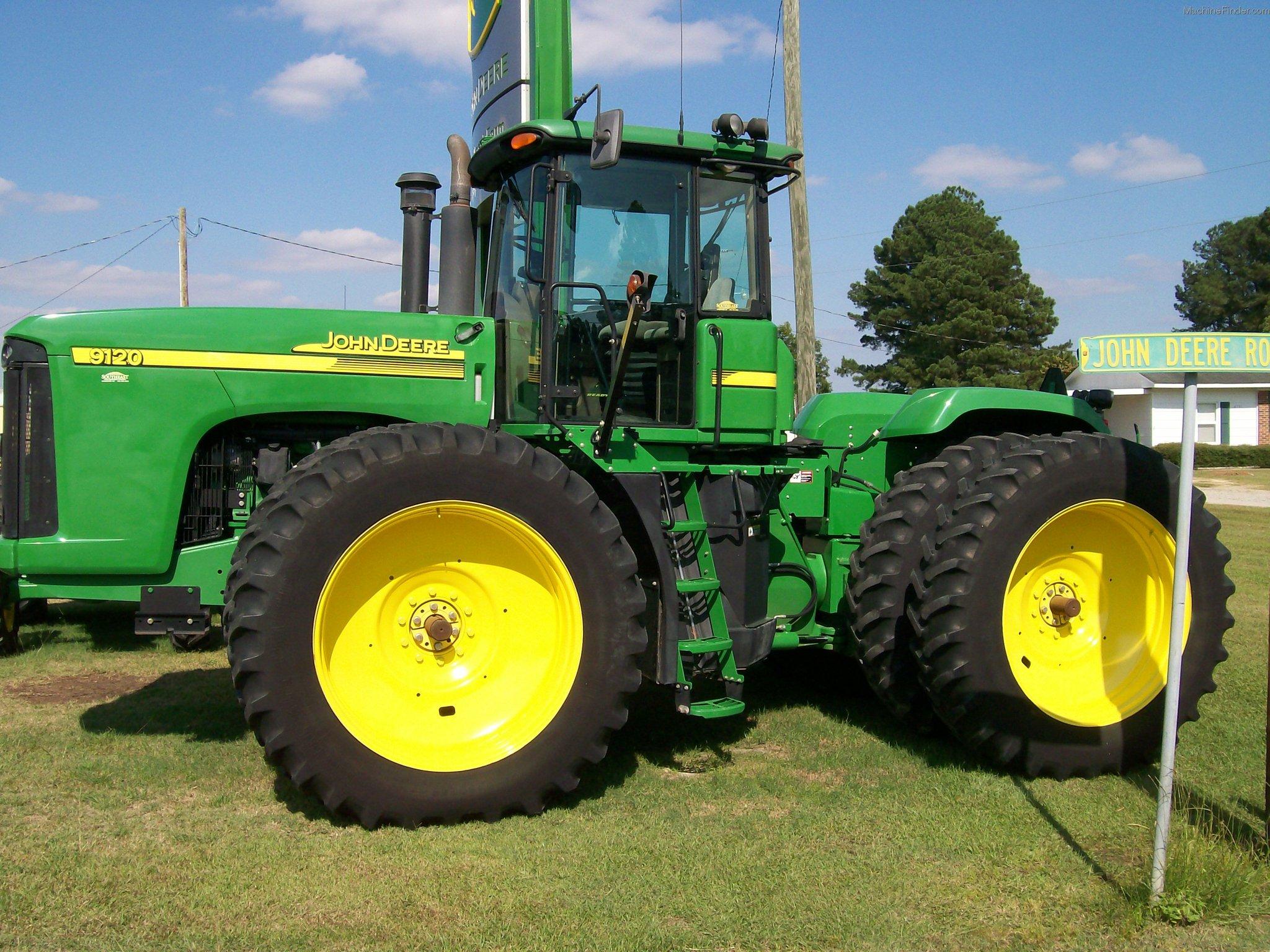 2004 John Deere 9120 Tractors - Articulated 4WD - John ...