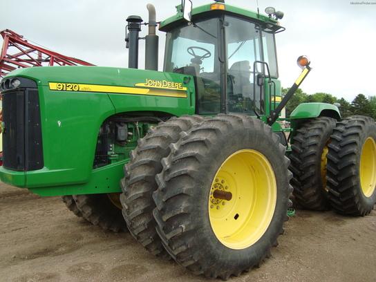 2003 John Deere 9120 Tractors - Row Crop (+100hp) - John ...