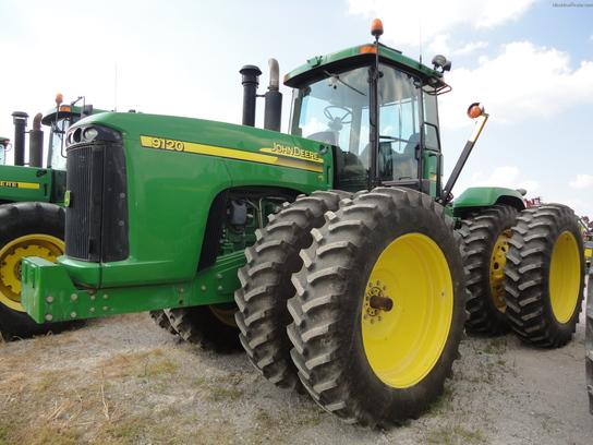 2002 John Deere 9120 Tractors - Articulated 4WD - John ...
