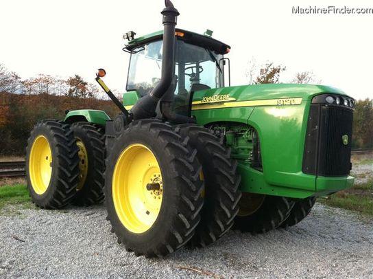 2006 John Deere 9120 Tractors - Articulated 4WD - John ...