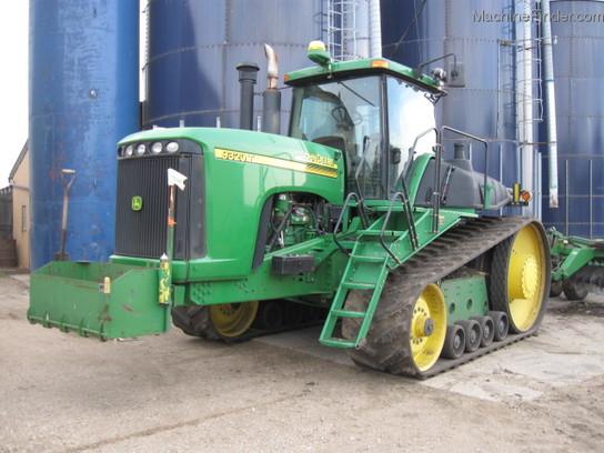 2002 John Deere 9320T Tractors - Articulated 4WD - John ...