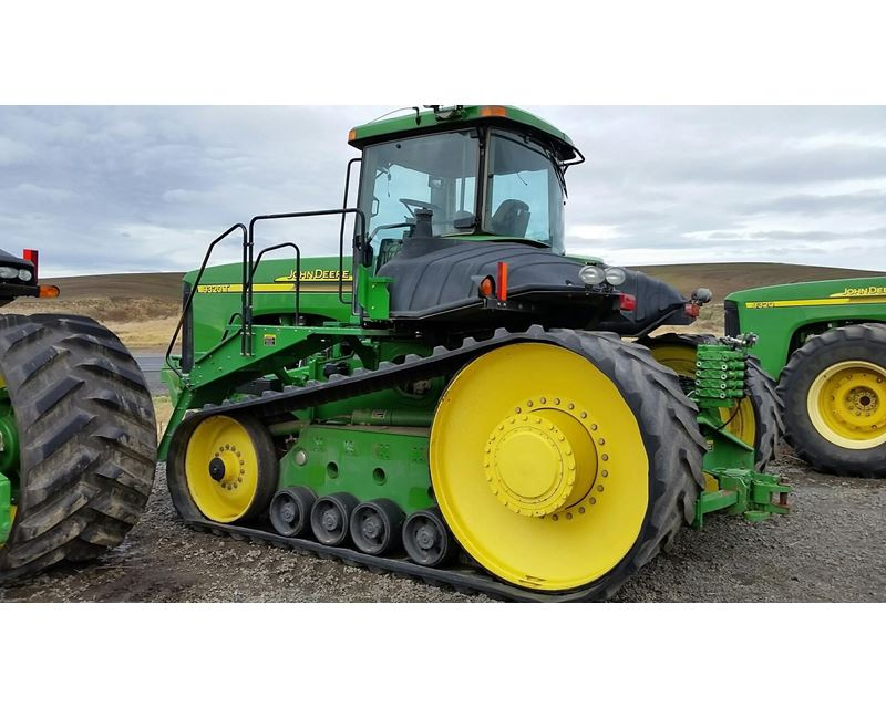 2002 John Deere 9320T Tractors - 175 HP or Greater For ...