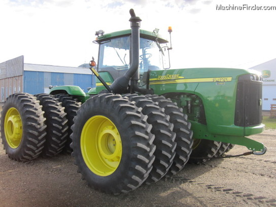 2003 John Deere 9420 Tractors - Articulated 4WD - John ...