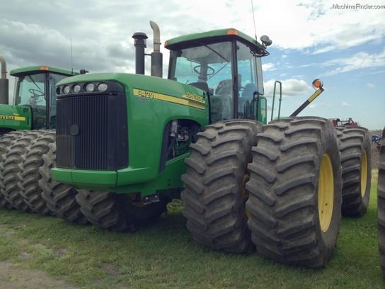 2002 John Deere 9420 Tractors - Articulated 4WD - John ...