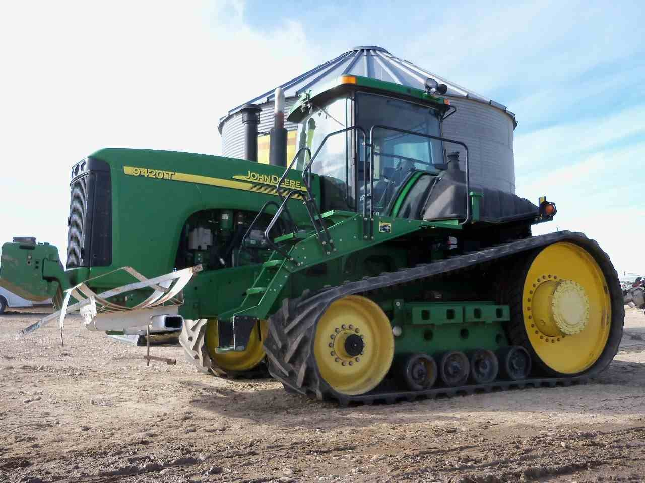 John Deere 9420T Tractor - 2003 - Berry Machinery