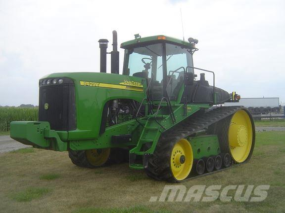 John Deere 9420T - Tractors, Price: £89,998, Year of ...