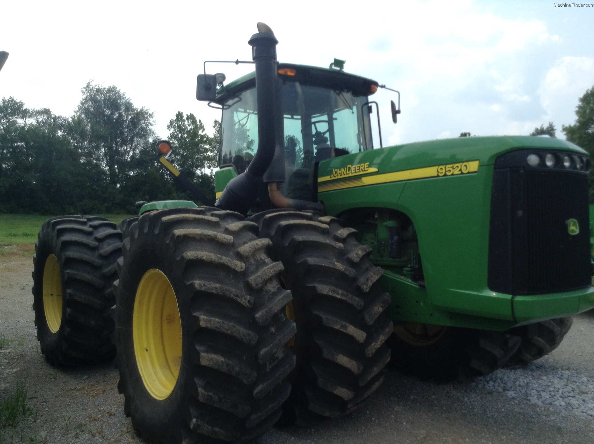 2007 John Deere 9520 Tractors - Articulated 4WD - John ...