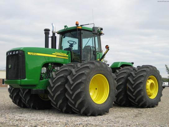 2005 John Deere 9520 Tractors - Articulated 4WD - John ...