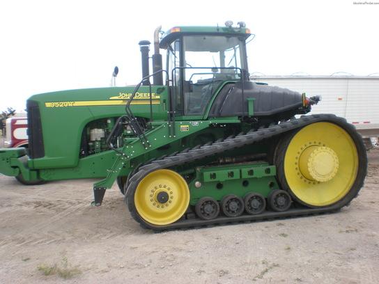 2003 John Deere 9520T Tractors - Articulated 4WD - John ...