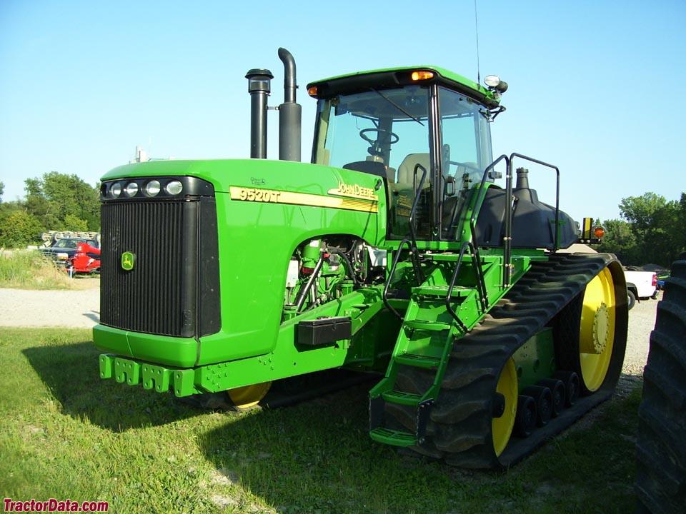 TractorData.com John Deere 9520T tractor photos information