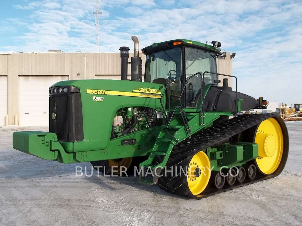 2006 John Deere 9620T Tractor For Sale, 4,877 Hours ...