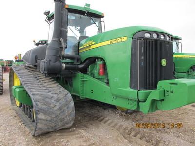 2004 John Deere 9620T Tractor - American Falls, ID ...