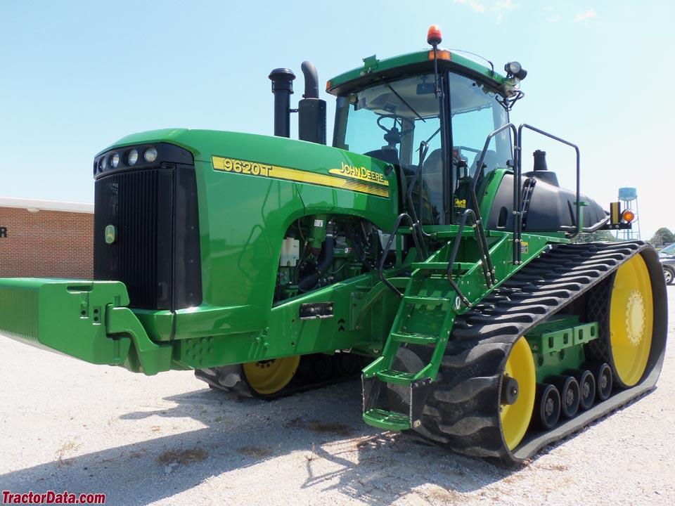 TractorData.com John Deere 9620T tractor photos information