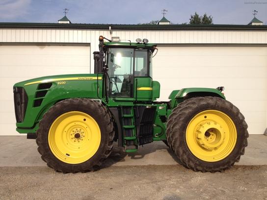2010 John Deere 9230 Tractors - Articulated 4WD - John ...
