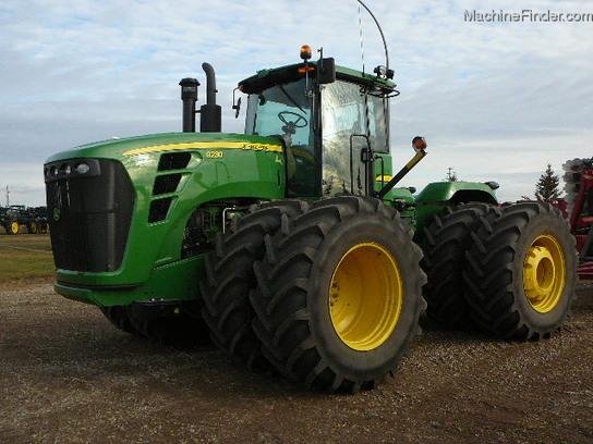2009 John Deere 9230 Tractors - Articulated 4WD - John ...