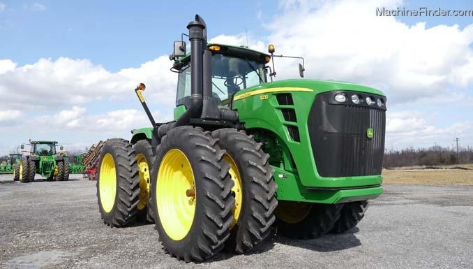 2011 John Deere 9230 Tractors - Articulated 4WD - John ...